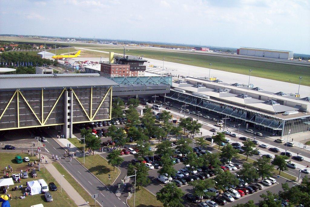 Aeropuerto de Leipzig Halle
