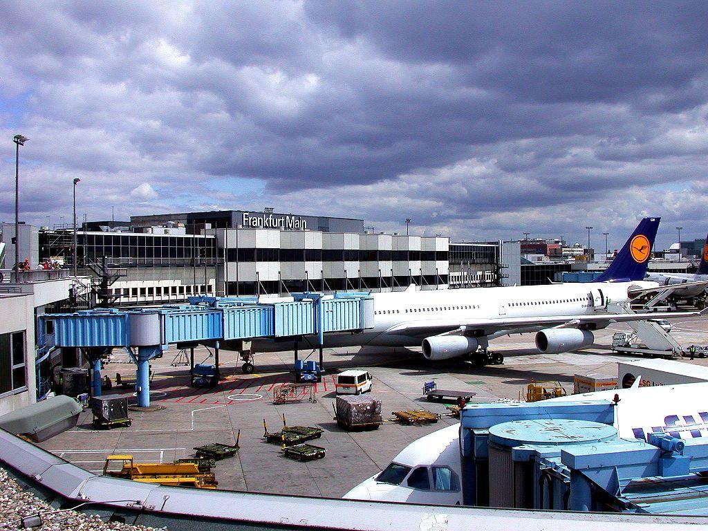 Aeropuerto de Frankfurt - Terminal1