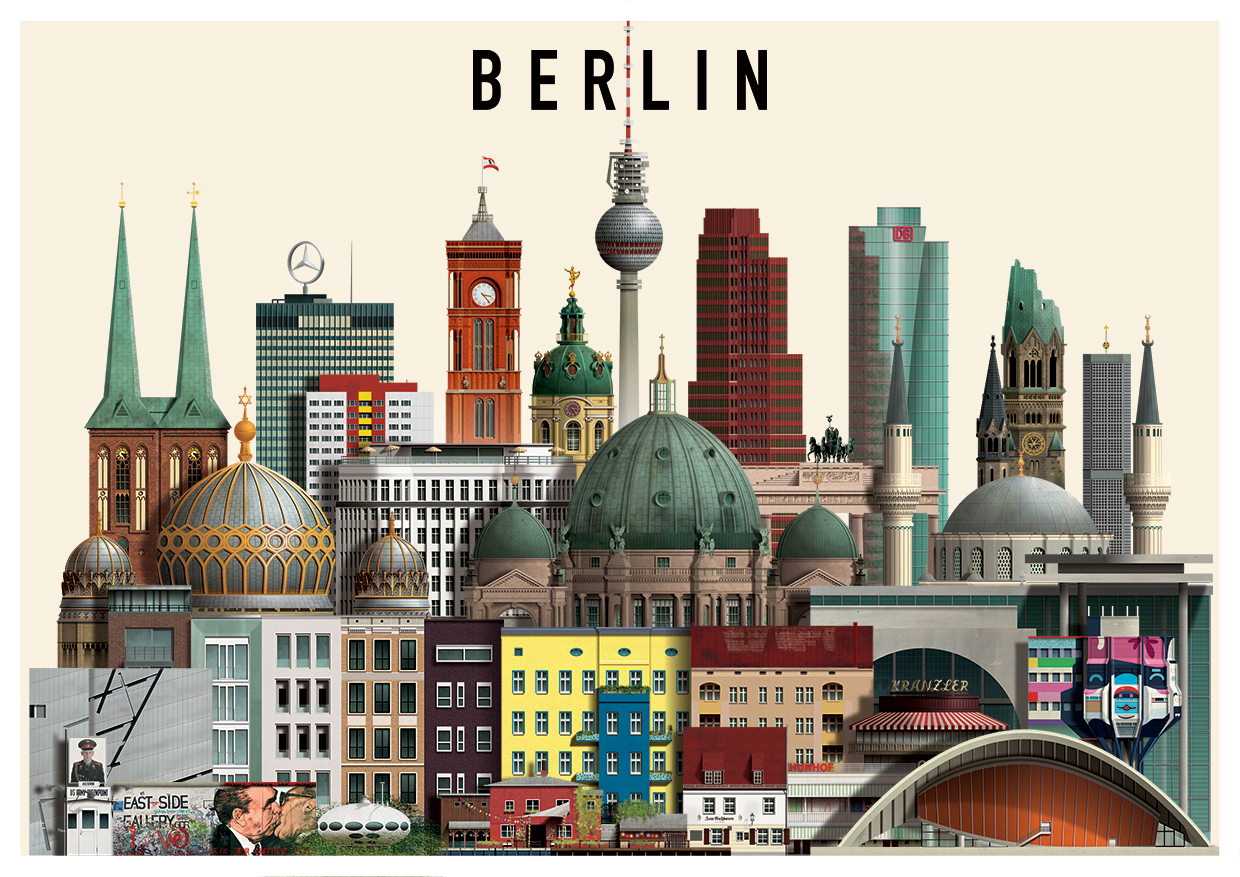 Berl n guia de alemania for Designburo berlin