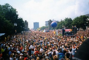 Berlino Love Parade