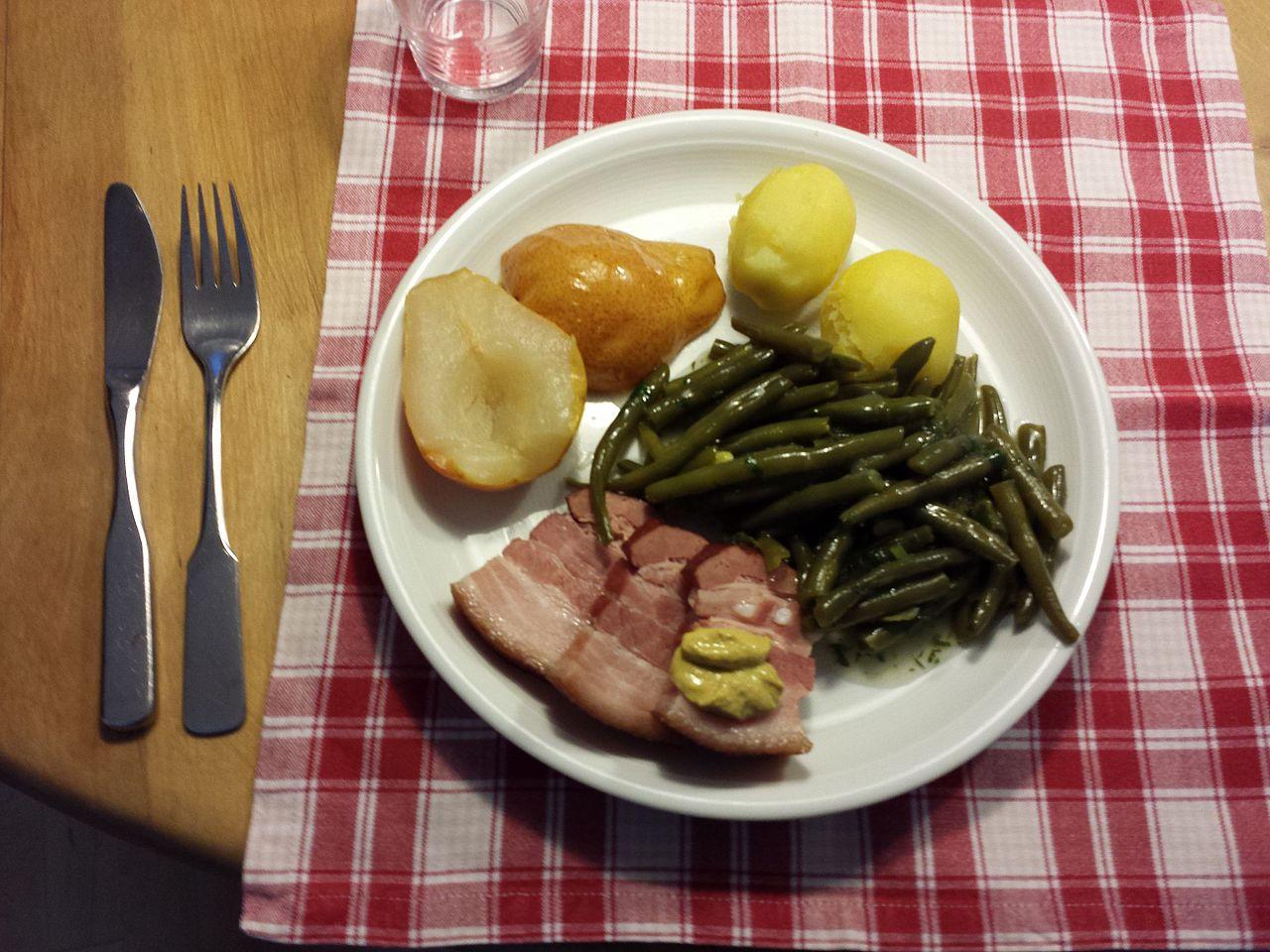 Gastronom a de alemania guia de alemania for Verduras tipicas de francia