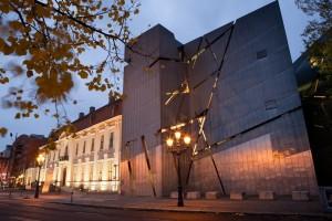 Judisches Museum Berlin (germany)