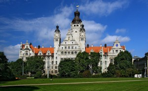 Neues Rathaus Leipzig