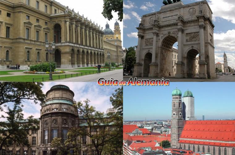 Sitios tur sticos en m nich guia de alemania for Oficina de turismo munich