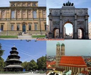 Sitios turísticos de Múnich