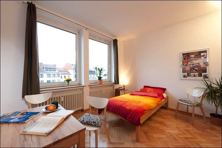 Alojamiento en Alemania