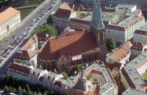 Iglesia de San Nicolás (Nikolaikirche), Berlín