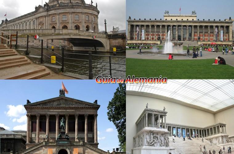 Museos de Berlín