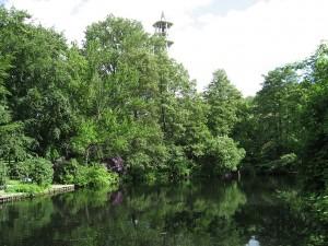 Tiergarten. 20 May 2006