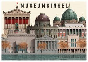 Ilustración de Museumsinsel