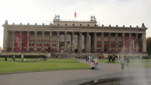 Altes Museum Berlin, Alemania