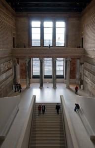 Berlin - Neues Museum - Treppenhaus  (3)_bewerkt-1