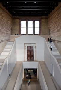 Berlin - Neues Museum - Treppenhaus  (4)_bewerkt-1