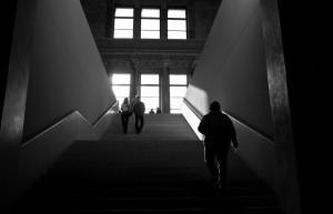 Berlin - Neues Museum - Treppenhaus  (5)_bewerkt-1