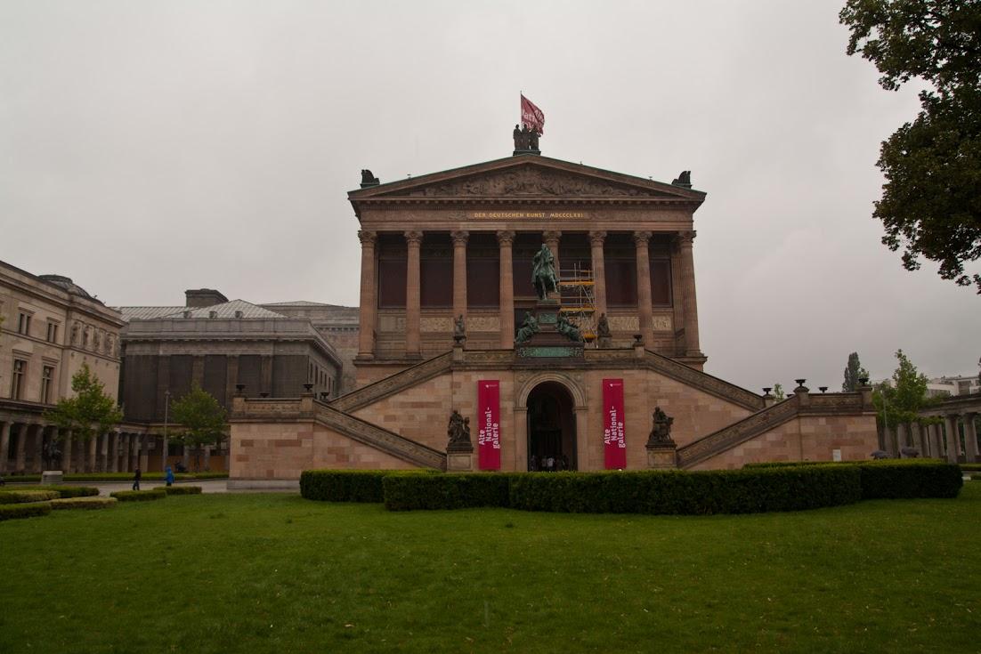 galer a nacional antigua alte nationalgalerie guia de