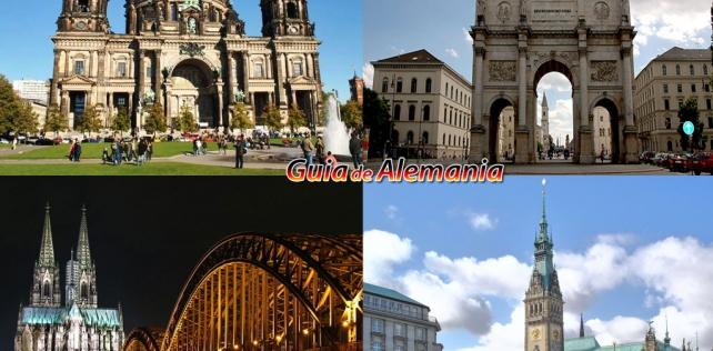 Sitios turísticos de Alemania