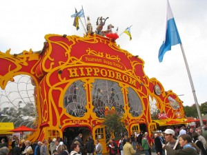 Carpa Hippodrom, Oktoberfest