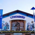 Carpa Löwenbräu, Oktoberfest
