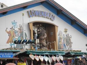 Carpa Lowenbrau portada, Oktoberfest