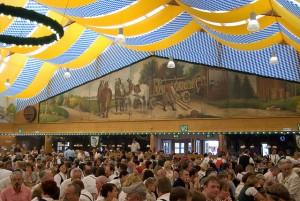 Fischer Vroni por dentro, Oktoberfest