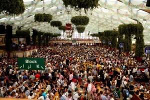 Público Oktoberfest