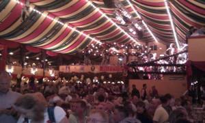Establecimientos del Oktoberfest.