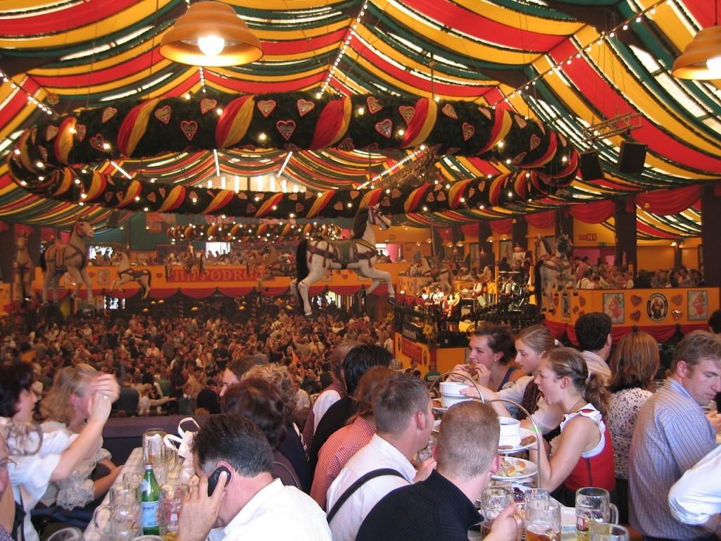 Origen del Oktoberfest