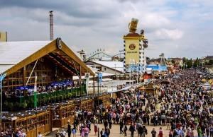 Oktoberfest, el mas popular festival de la cerveza.