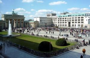 Pariser Platz (Plaza de París)