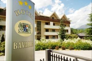 Hotel Bavaria.