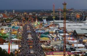 ¿Dónde está el Oktoberfest?