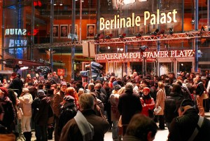 The Berlinale Palast during the Berlin Film Festival