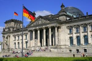 Reichstag Parlamento Alemán, Berlín