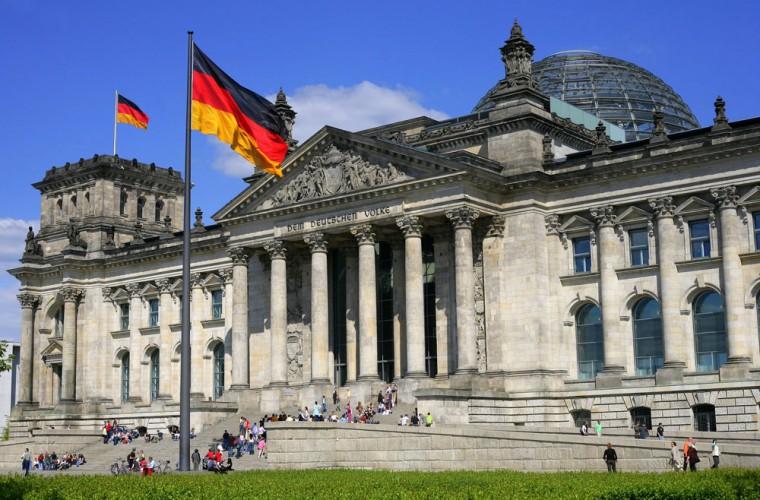Reichstag - Parlamento Alemán (Berlín)