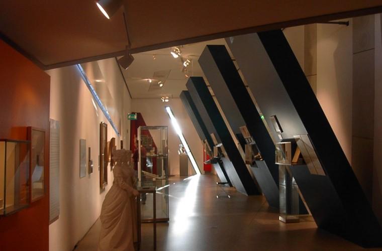 Museo Judío de Berlín interior