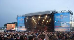 Papa Roach auf der Rock am Ring Alternastage