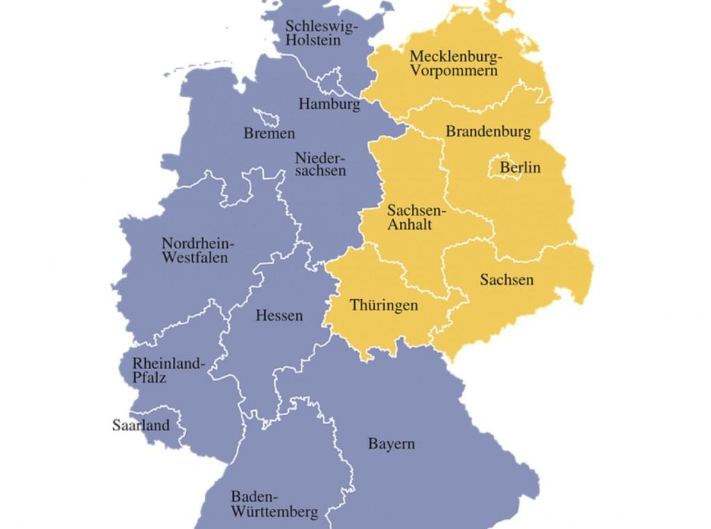Mapa De Alemania Politico.Mapa De Alemania Guia De Alemania Que Ver Sitos