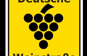 Logo de la Ruta del Vino Alemán