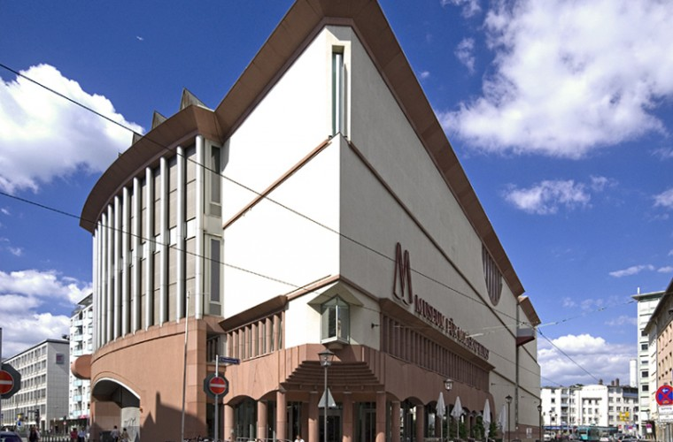 Museo de Arte Moderno de Frankfurt