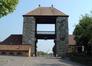 Puerta del vino alemán