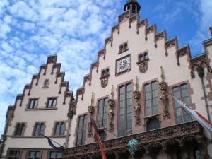 Römer fue considerado un ayuntamiento.