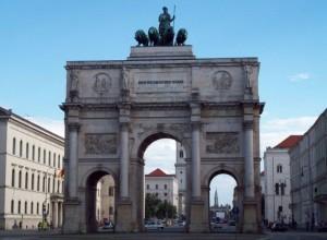 Puerta de la Victoria (Siegestor)