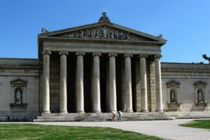 Gliptoteca de Munich