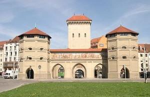 Monumentos en Múnich