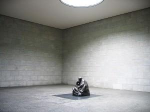 Vista escultura en Neue Wache