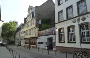 Goethe y su curiosa casita