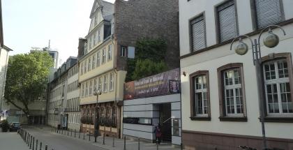 Goethe Haus (Frankfurt) - autor