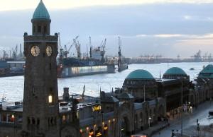 Puerto de Hamburgo (Hamburger Hafen)