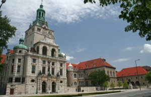 Bayerische Nationalmuseum (Museo Nacional Bávaro)