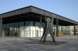 Nueva Galería Nacional de Berlín